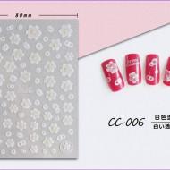 Sticker CC 006