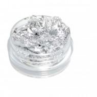 Foita Creponata - argintie