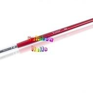 Pensula gel varf inclinat nr 6