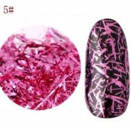 Fulgi Magic Effect Oglinda - D27/7 Pink
