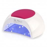 Lampa Profesionala UV LED Sun 2C - 48 W