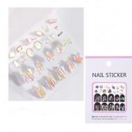 Sticker 3D - S 035
