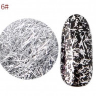 Fulgi Magic Effect Oglinda - Silver