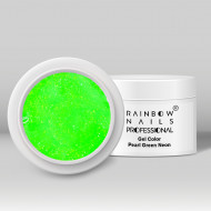 Gel Color - Pearl Green Neon