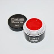 Gel Color Rainbow Nails Professional - 13 Summer