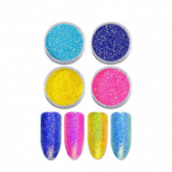 Glitter Efect Sirena 4 culori - EM4