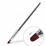 Pensula Black varf oval N4