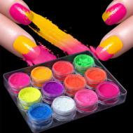 Pigment neon - Set 12