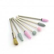 Set 7 Bituri Dry Manicure - Diamond 12