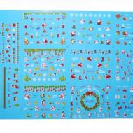 Tatuaj unghii - 11 in 1 - BLE 2094-2104