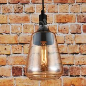 Corp de iluminat - pendul - bec Edison inclus - VINTAGE 228