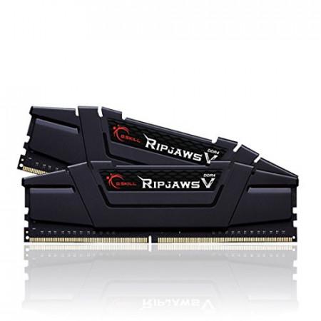 32GB (2 x 16GB) DDR4/3200 G.SKILL RIPJAWS, F4-3200C16D-32GVK, CL16-18-18-38