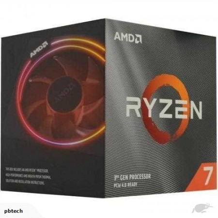Slika CPU AMD Ryzen 7 3700X, 3.6 GHz (4.4 GHz), 8 Cores/16 Threads, 32MB L3 Cache, 7nm, 65W, Wraith Prism with RGB LED, Socket AM4