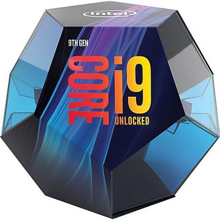 Slika CPU INTEL Core i9-9900K, 8-Core, 3.6GHz (5.0GHz), 16MB, 95W, LGA 1151, BOX