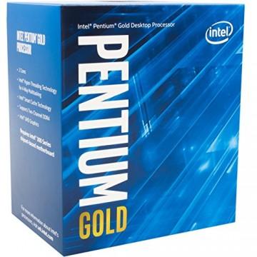 Slika CPU INTEL Pentium Gold G5400, 2C/4T, 3.70GHz, 4MB, 58W, Intel® HD Graphics 610, LGA 1151, BOX