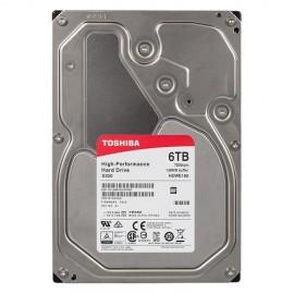 HDD 6TB TOSHIBA HDWE160UZSVA, X300 series, 128MB, 7200 rpm, SATA 3