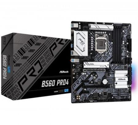 Slika MB ASRock B560 Pro4, Intel B560, s.1200