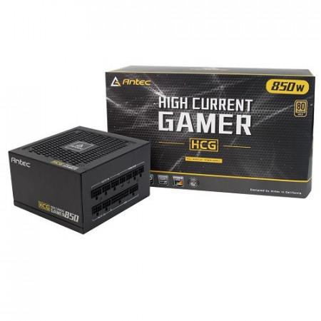 Slika Napajanje 850W ANTEC HCG850 Gold, 92% efficiency, DC to DC, fully modular