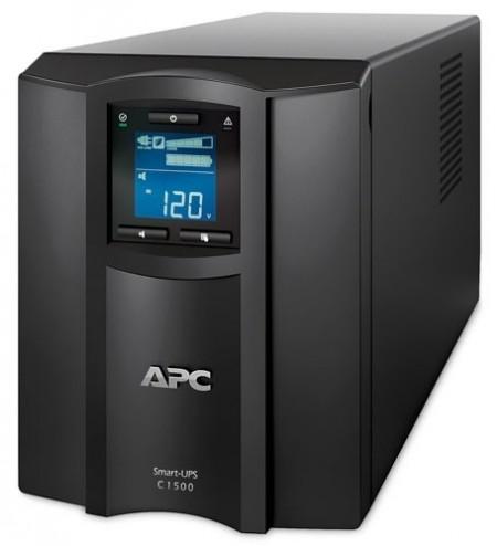 Slika UPS APC SMC1500IC, SMART 1500VA, black
