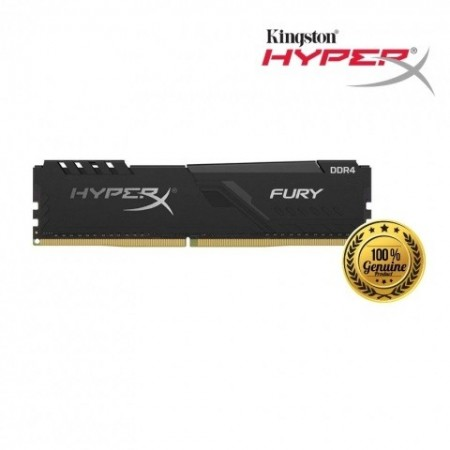 Slika 16 GB DDR4/2666 KINGSTON HX426C16FB3/16, HyperX FURY Black