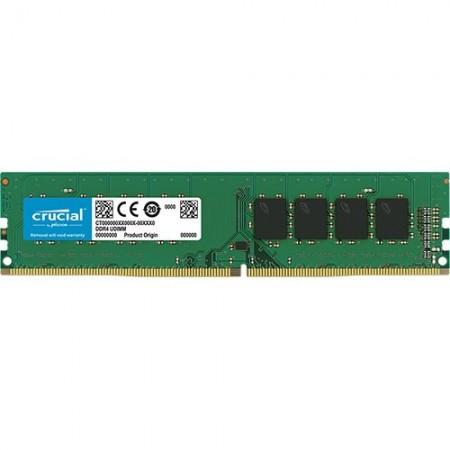 8 GB DDR4/3200 CRUCIAL CT8G4DFS832A, CL22, 1.2V