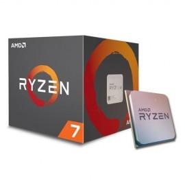 Slika CPU AMD Ryzen 7 2700X, 3.7 GHz (4.3 GHz), 8 Cores/16 Threads, 16MB L3 Cache, 12nm, 105W, Wraith Prism with RGB LED, Socket AM4