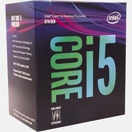 Slika CPU INTEL Core i5-8500, 6 cores, 3.00 GHz (4.2Ghz), 9MB, 65W, Intel® HD Graphics 630, LGA 1151, BOX