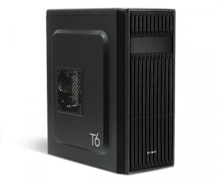 Slika Kućište Zalman T6 BLACK, 120mm, bez napajanja