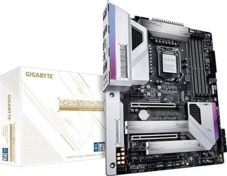 Slika MB Gigabyte Z490 Vision G, Intel Z490, s.1200
