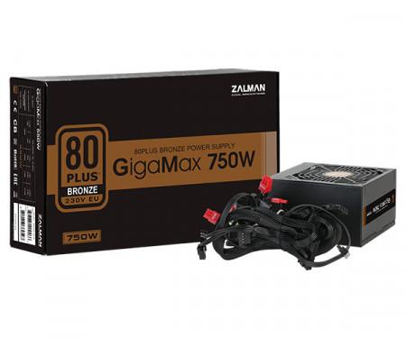 Slika Napajanje Zalman GigaMax 750W, ZM750-GVII, 12 cm fan, 80 Plus BRONZE, 88%