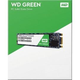 Slika SSD 120GB Western Digital Green WDS120G2G0B, M.2 2280, read up to 545 MB/s