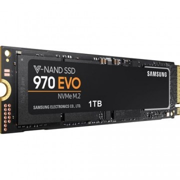 Slika SSD 1TB SAMSUNG 970 EVO, MZ-V7E1T0BW, M.2 PCIe 3.0 x4, (NVMe 1.3), 3400/2500 MB/s