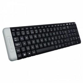 Slika Tastatura LOGITECH Wireless Keyboard K230, Logitech unifying receiver, US, black, 920-003347