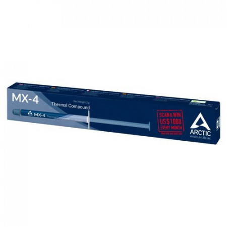 Termalna pasta ARCTIC MX-4, 2g, ACTCP00007B
