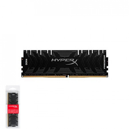 Slika 8GB DDR4/3200 KINGSTON HX432C16PB3/8, HyperX Predator