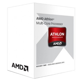 Slika CPU AMD Athlon X4 845 3.5GHz, turbo 3.8GHz, AD845XACKASBX, 4 Cores, 65W, FM2+, BOX
