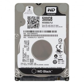 Slika HDD 500 GB WESTERN DIGITAL Black, WD5000LPLX, 2.5