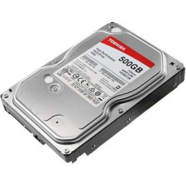 Slika HDD 500GB TOSHIBA HDWD105UZSVA, P300 series, 64MB, 7200 rpm, SATA 3