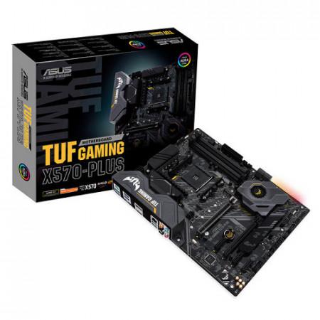 Slika MB ASUS TUF Gaming X570-Plus, AMD X570, AM4