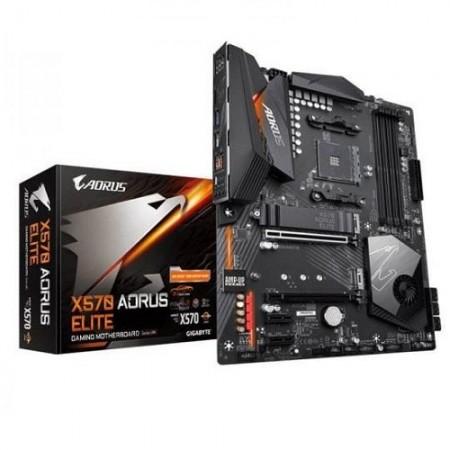Slika MB GIGABYTE X570 AORUS ELITE, AMD X570, AM4