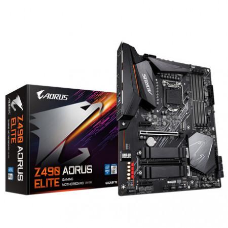 Slika MB Gigabyte Z490 AORUS ELITE, Intel Z490, s.1200