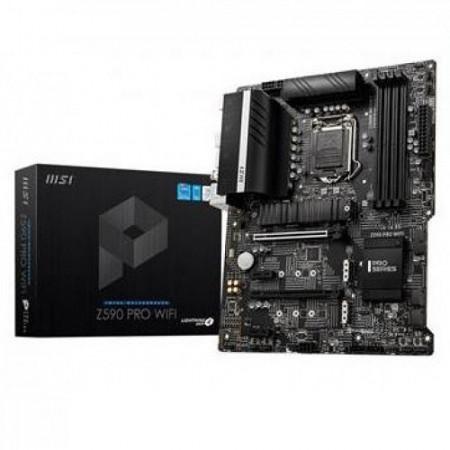 Slika MB MSI Z590 PRO WIFI, Intel® Z590, 4 x DDR4, s.1200
