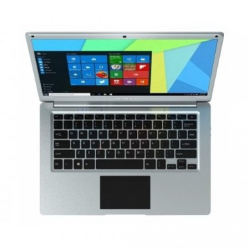 "Slika Notebook NJOY Ediam 14.1"" FHD Intel N4000 Dual Core 1.10GHz (2.6GHz) 4GB 32GB SSD Windows 10 Home 64bit sivi"