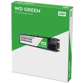Slika SSD 240 GB Western Digital Green WDS240G2G0B, M.2 2280, read up to 545 MB/s