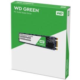 SSD 240 GB Western Digital Green WDS240G2G0B, M.2 2280, read up to 545 MB/s