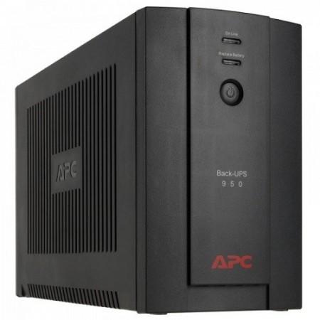 Slika UPS APC BX950U-GR, Back UPS 950VA/480W, black