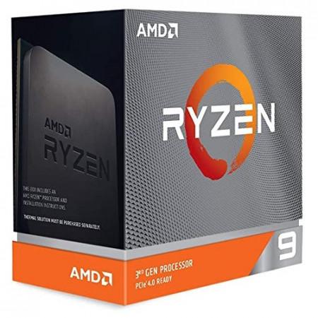 Slika CPU AMD Ryzen 9 3900XT, 3.8 GHz (4.7 GHz), 12 Cores/24 Threads, 64MB, 105W, AM4