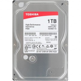 Slika HDD 1TB TOSHIBA HDWD110UZSVA, P300 series, 64MB, 7200 rpm, SATA 3