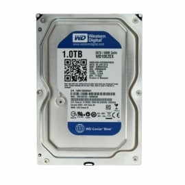 Slika HDD 1TB WESTERN DIGITAL Blue, WD10EZEX, 64 MB, 7200 rpm, SATA 3
