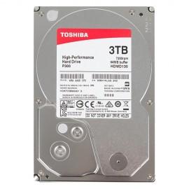 Slika HDD 3TB TOSHIBA HDWD130UZSVA, P300 series, 64MB, 7200 rpm, SATA 3